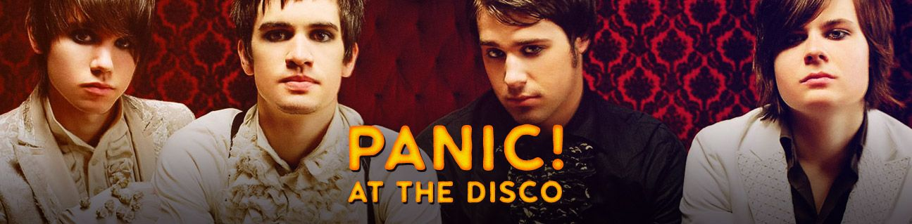 Veja todas as cifras de Panic! At The Disco