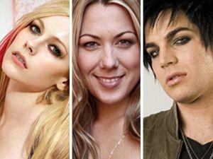 Avril Lavigne, Colbie Caillat e Adam Lambert serão mentores no programa