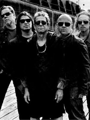 Metallica e Lou Reed