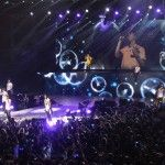 Super Junior em São Paulo (Foto: Laiza Kertscher)