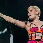 Jessie J usou figurino elaborado por fãs (Marcelo Mattina / I Hate Flash - Reprodução Facebook Rock in Rio)