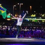 Jared Leto (Esper - Reprodução/Facebook Rock in Rio)