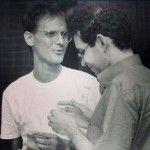 Cazuza e Renato Russo: admiração mútua (Reprodução/Facebook)