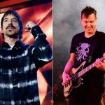 Anthony Kiedis (RHCP) e Mark Hoppus (Blink 182): colhendo os frutos