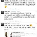 Calvin Harris resolveu desabafar pelo Twitter