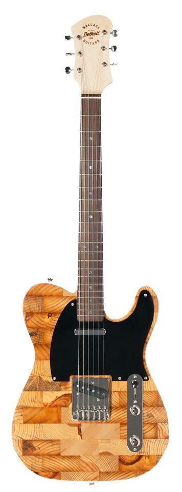 Guitarra revoluciona na questão acessibilidade