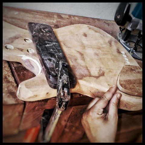 Cheruti, luthier gaúcho