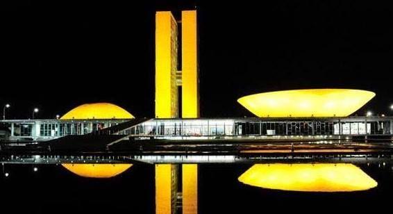 congresso amarelo