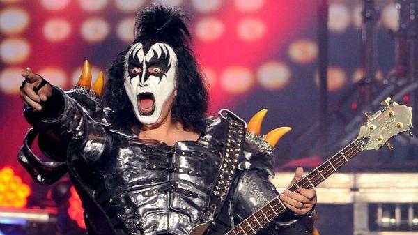 Gene Simmons, baixista do Kiss (Reprodução/Internet)