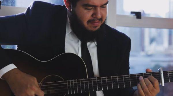 O músico Gustavo Fofão foi vitima da máfia dos instrumentos roubados