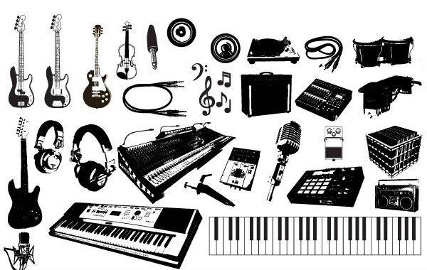 Equipamentos e instrumentos musicais