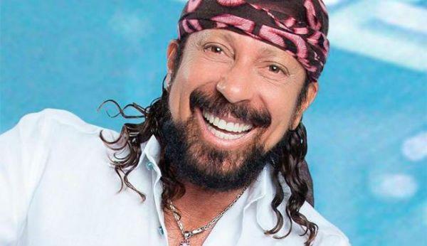 Bell Marques, ex-líder do Chiclete Com Banana