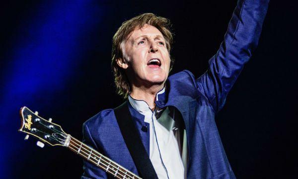Paul McCartney, lenda do rock