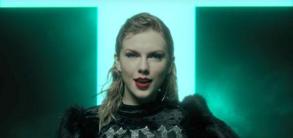 Taylor Swift, estrela da Universal