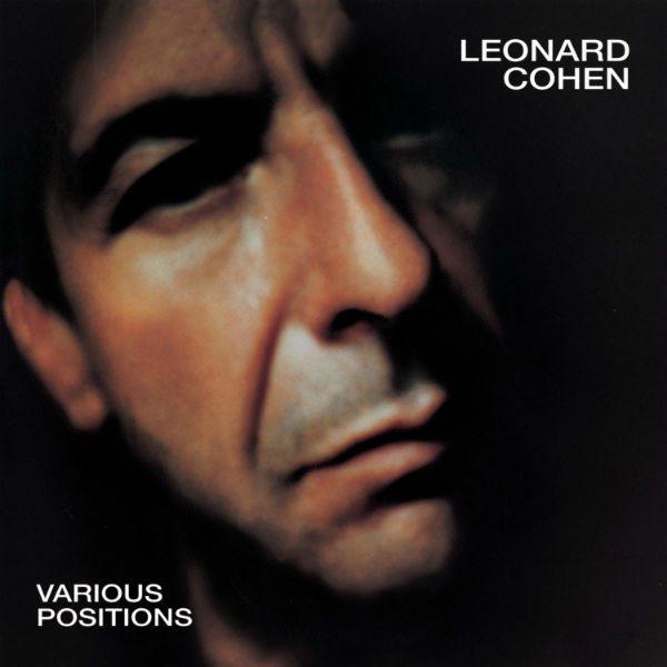 """Hallelujah"" está no sétimo disco de Leonard Cohen"