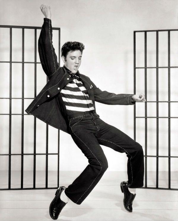 Elvis Presley é um ícone dos nossos tempos