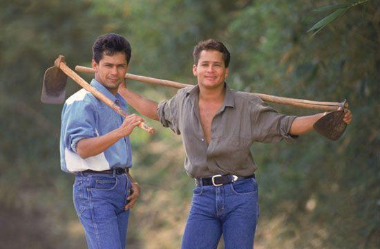 Irmãos relembram passado como trabalhadores na roça