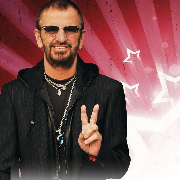 Ringo tocou na maior banda de todos os tempos