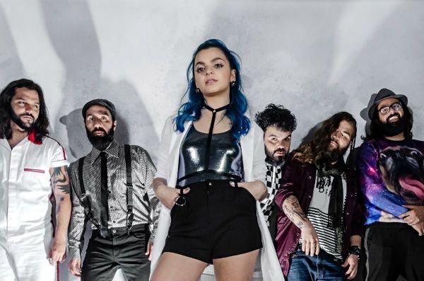 Laika Não Morreu é uma banda de rock liderada por uma mulher
