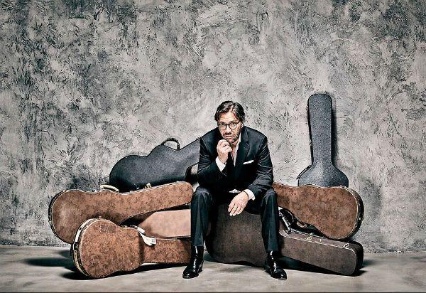 O americano Al Di Meola, gigante do jazz, está garantido no Rio Montreux Jazz Festival