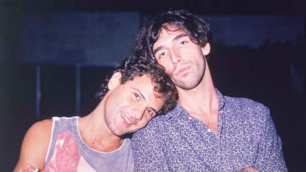Cazuza e Lobão são ícones do rock nacional