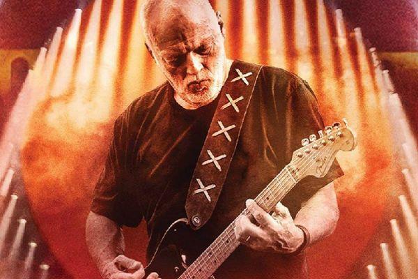 O ex-guitarrista do Pink Floyd adora guitarras da Fender