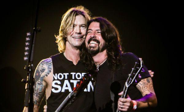 Duff e Dave seriam o elo entre Guns e Nirvana?