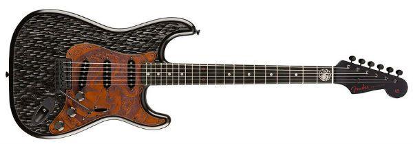 Casa Targaryen motivou a criação de um modelo Stratocaster