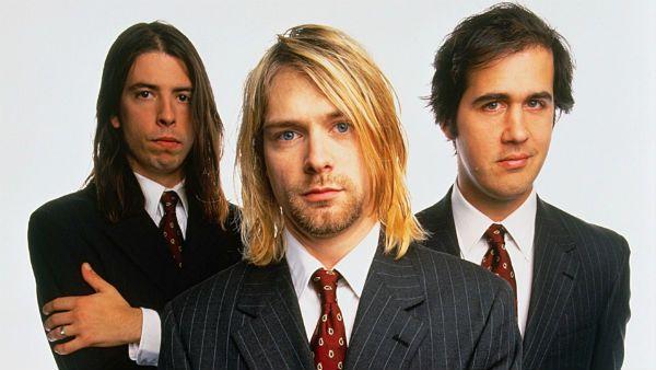 Grunge do Nirvana revolucionou os anos 90
