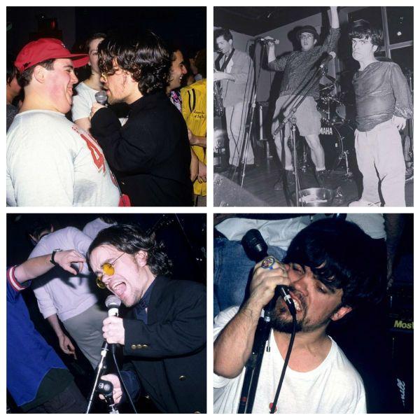 Antes de ser Tyrion Lannister, Peter Dinklage foi vocalista da banda punk Whizzy