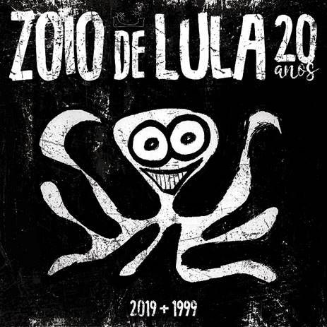 Capa da edição comemorativa do single Zoio de Lula, que acaba de completar 20 anos