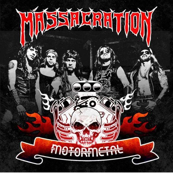 Massacration lança Motormetal e embarca em turnê