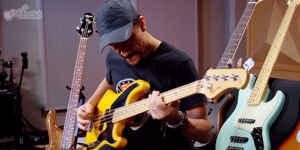 Naldão é músico e instrutor do Cifra Club