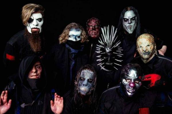 Slipknot está de máscaras novas