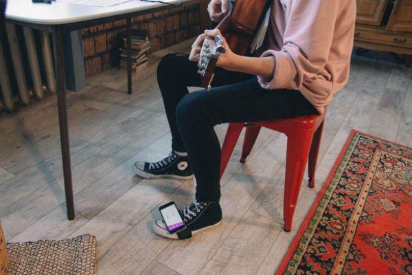Stompai é uma tecnologia que ajuda muitos músicos solitários