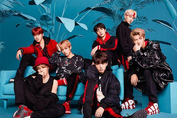 BTS faz do k-pop um estilo de música gigante