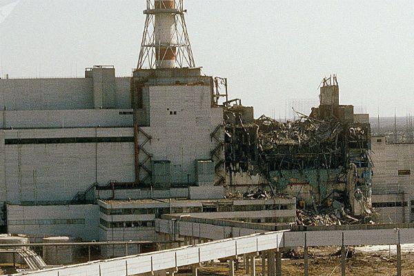 Chernobyl foi palco de destare nucelar