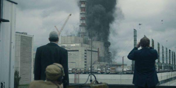 Chernobyl é uma série da HBO