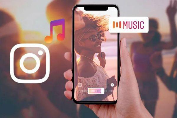 Agora tem como usar o Instagram Stories para colocar música