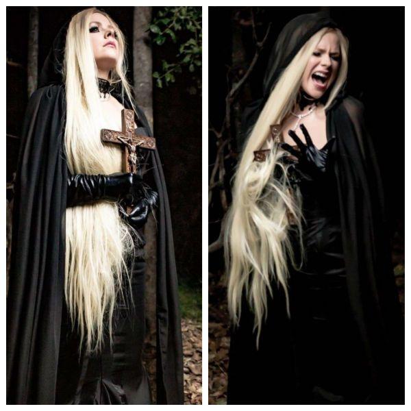 Avril Lavigne é acusada de adorar satã