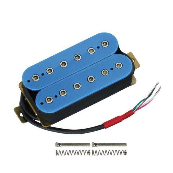 Sistema de captação passivo para guitarra