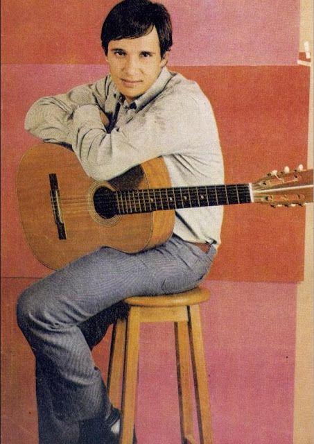 Roberto Carlos imitou João Gilberto
