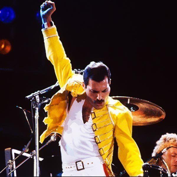 Freddie Mercury, ex-vocalista do Queen, tinha uma voz realmente incomum