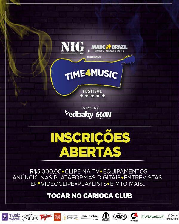 Time4music, festival de música independente