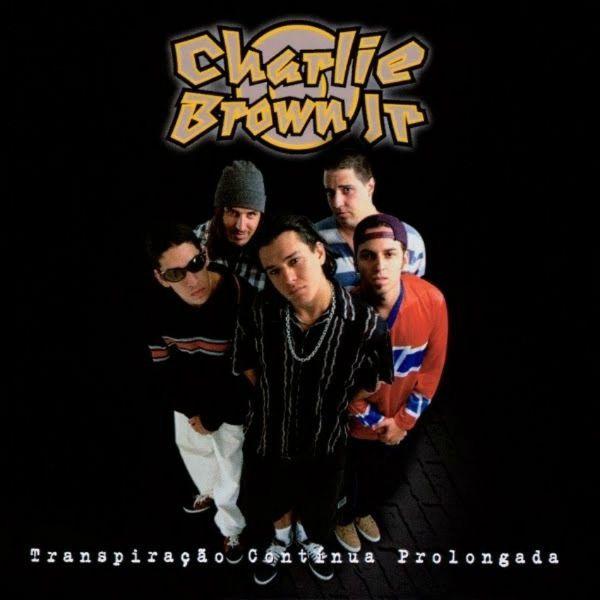 Capa do disco de estreia do Charlie Brown, Transpiração Contínua Prolongada