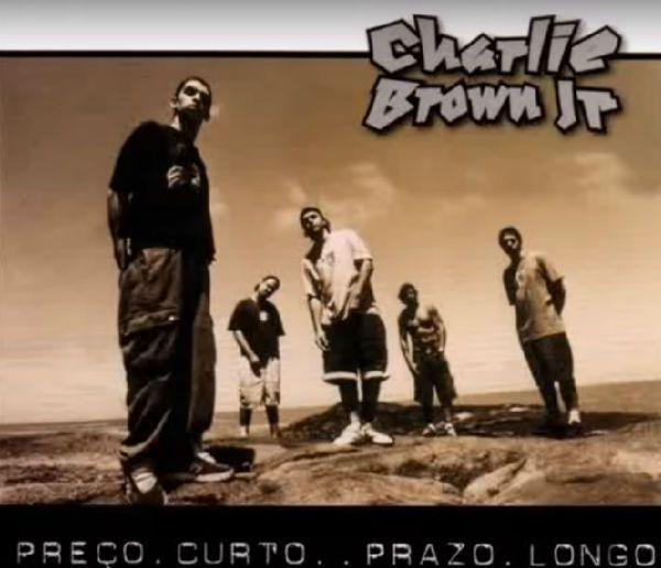 Capa de Preço Curto... Prazo Longo, segundo disco do Charlie Brown