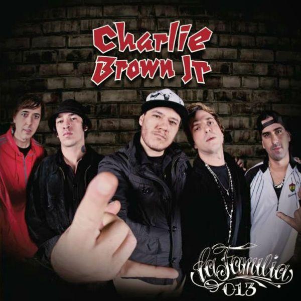 Capa do disco La Família 013, disco póstumo do Charlie Brown Jr