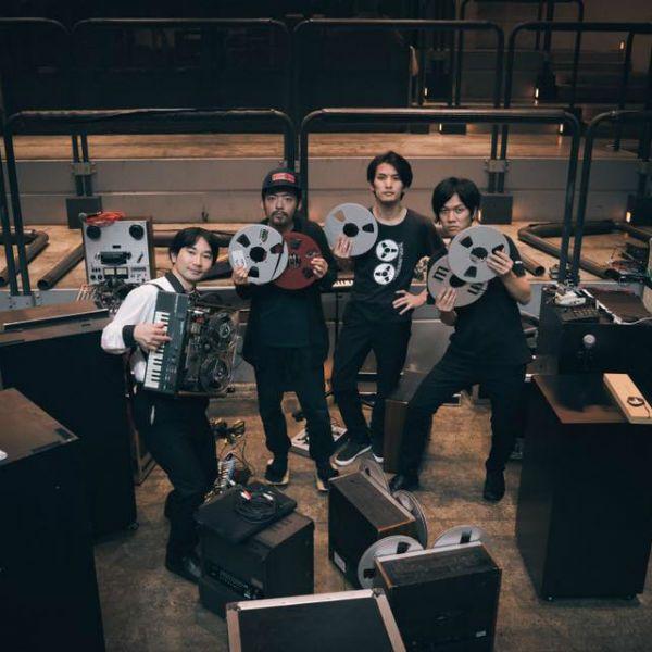 Open Reel Ensemble, banda japonesa faz música com equipamentos eletrônicos obsoletos