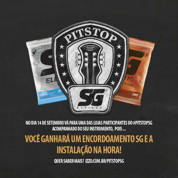 #PitStopSG apresentará sua segunda edição no dia 14 de setembro