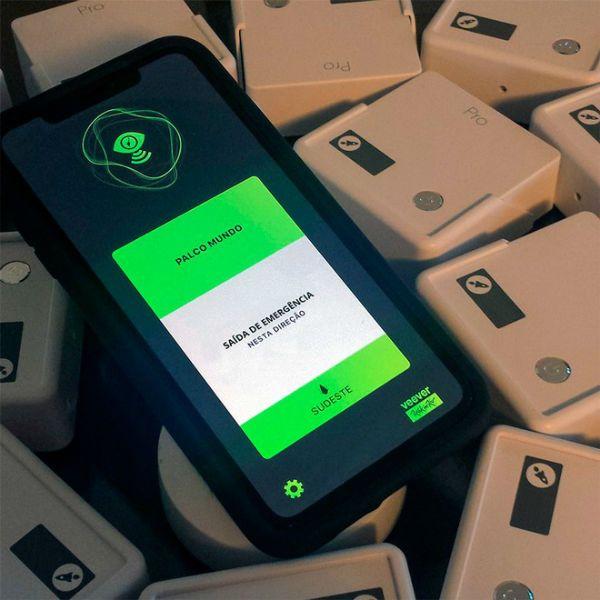 Veever é um aplicativo que melhora experiência de pessoas com deficiência visual